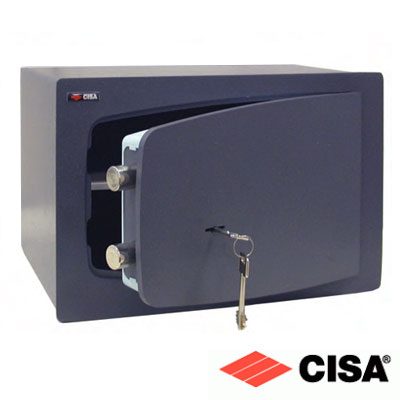 Χρηματοκιβώτιο ασφαλείας οβάλ επιδαπέδιο 82050 CISA