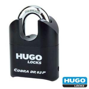 Λουκέτο Hugo Locks συνδυασμού κλειστού τύπου ασφαλείας