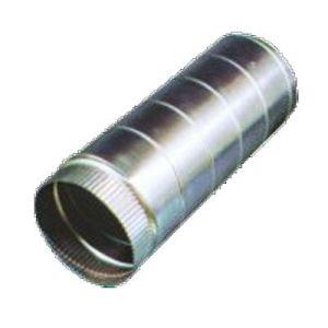 Αεραγωγός αλουμινίου ανοξείδωτος ελικοειδούς ραφής