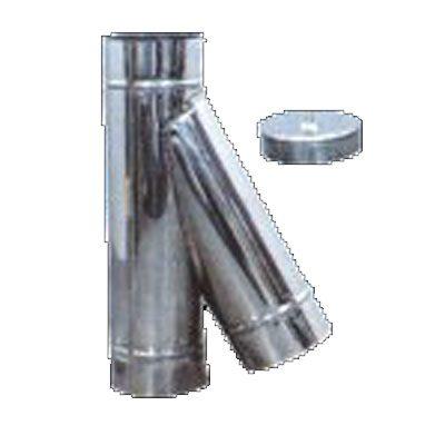 Ημιτάφ αεραγωγών αλουμινίου με υποδοχή τάπας