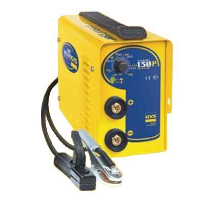 Ηλεκτροσυγκόλληση για τόξο συγκόλλησης 130A GYS