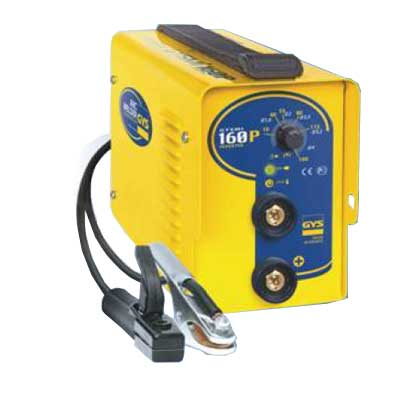 Ηλεκτροκόλληση επαγγελματική 160P GYS 160A