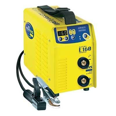 Ηλεκτροκόλληση Inverter ψηφιακή GYS 160A επαγγελματική