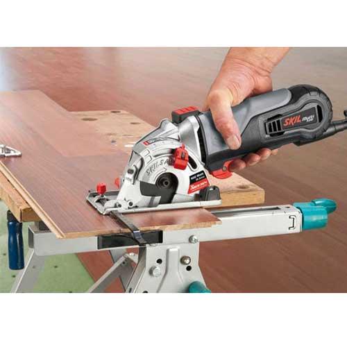Δισκοπρίονο ξύλου μετάλλου πλακιδίων MultiSaw 600W SKIL