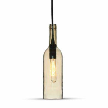 Φωτιστικό κρεμαστό σε σχήμα μπουκαλιού
