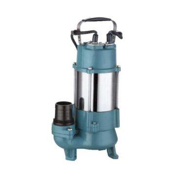 Υποβρύχια αντλία λυμάτων ανοξείδωτη 0.33 έως 1HP LEO