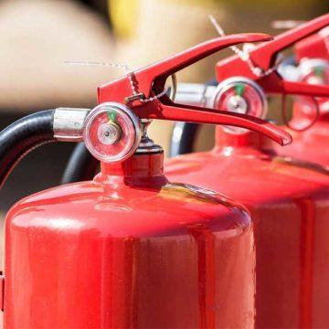 Πυροσβεστήρες & Φωλιές