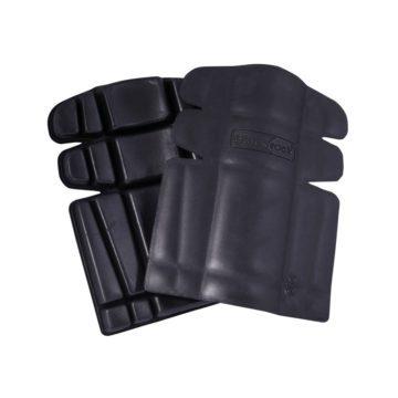 Εσωτερικές πλαστικές επιγονατίδες μαύρες