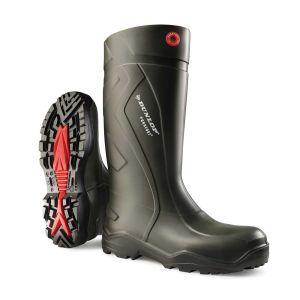 Μπότα ασφαλείας αδιάβροχη S5 Dunlop PUROFORT