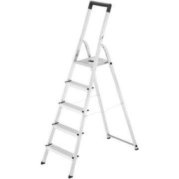 Σκάλα αλουμινίου L40 EasyClix Hailo
