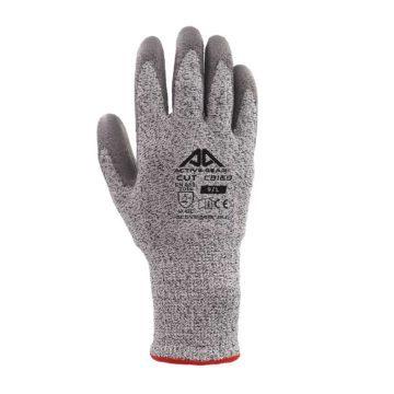 Γάντια εργασίας Anti-Cut από πολυεστέρα με επικάλυψη νιτριλίου