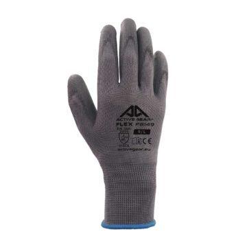 Γάντια εργασίας μηχανικών νιτριλίου γενικής χρήσης γκρι