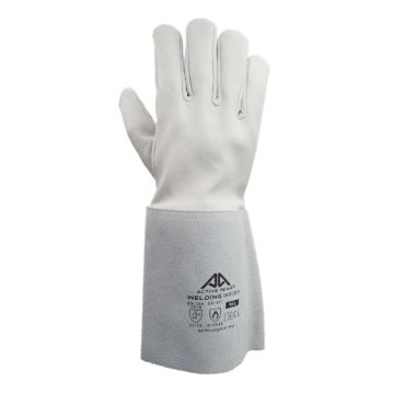 Δερμάτινα γάντια εργασίας για οξυγονοκόλληση-ηλεκτροσυγκόλληση
