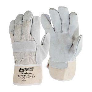 Γάντια εργασίας από χοιρόδερμα Maco Maxi-Pro