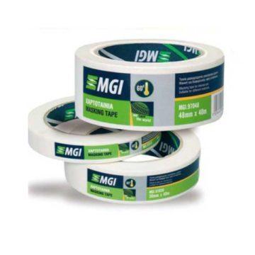 Χαρτοταινία MGI 60 βαθμών λευκή