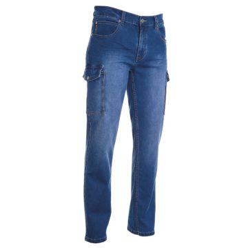 Τζιν παντελόνι με πλαϊνές τσέπες ανδρικό All Season PAYPER