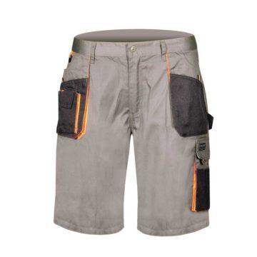 Κοντό παντελόνι εργασίας με εργονομικές τσέπες
