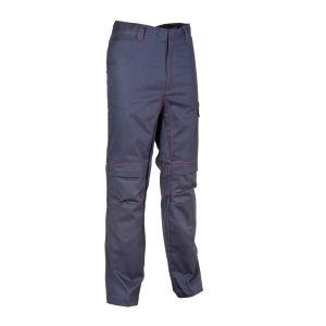 Παντελόνι εργασίας μπλε χρώματος RING COFRA