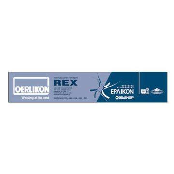 Ηλεκτρόδιο ρουτιλίου - κυτταρίνης μέσης επένδυσης REX