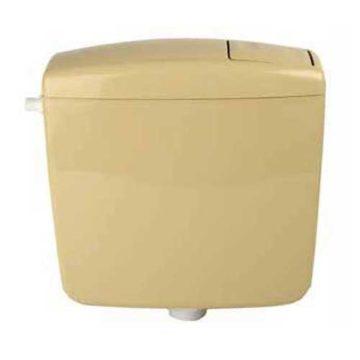 Καζανάκι τουαλέτας πλαστικό σε τρία χρώματα