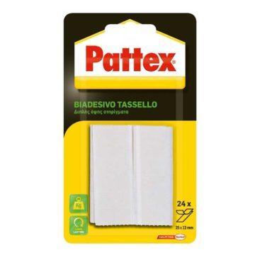 Αυτοκόλλητα στηρίγματα διπλής όψεως Pattex
