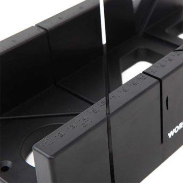 Φαλτσοκούτι WorkPro 300mm πλαστικό