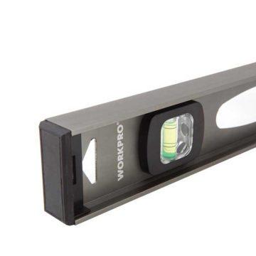 Αλφάδι αλουμινίου βαρέως τύπου με 3 μάτια WorkPro