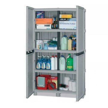 Πλαστική ντουλάπα αποθήκευσης χωρίς χώρισμα Artplast
