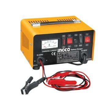 Φορτιστής μπαταριών οχημάτων και φορτηγού 12-24V Ingco