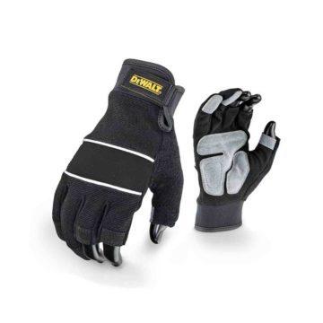Γάντια εργασίας τριών δακτύλων Performance DEWALT