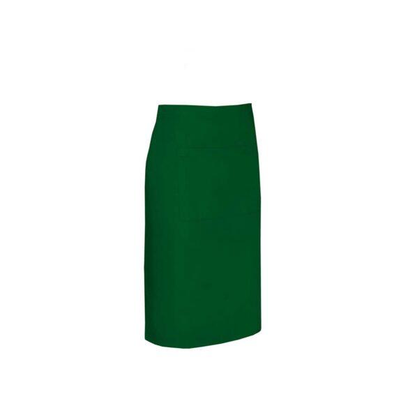 Μακριά ποδιά μέσης με διπλή τσέπη 70X 70cm Fageo