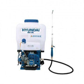 Βενζινοκίνητος ψεκαστήρας πλάτης Hyundai 20 λίτρων