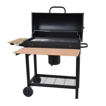 Ψησταριά κάρβουνου-Barbecue με ρόδες Bormann