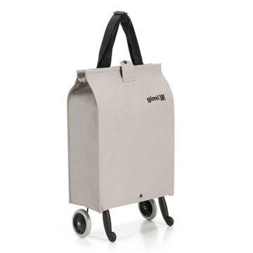 Καρότσι βαλίτσα σούπερ μάρκετ 38 λίτρα GIMI Brava Plus
