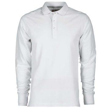 Μπλουζάκι Polo μακρυμάνικο ανδρικό Florence Payper