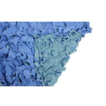 Δίχτυ σκίασης camping γαλάζιου - μπλε χρώματος