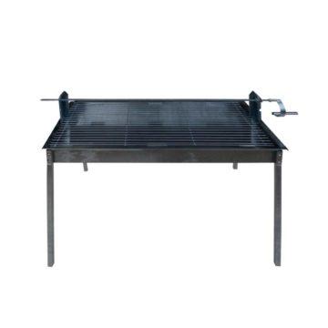 Ψησταριά κάρβουνου με σούβλα 90 x 45cm