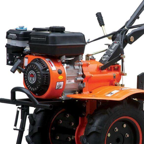 Μοτοκαλλιεργητής βενζίνης 6.5HP 110cm NAKAYAMA