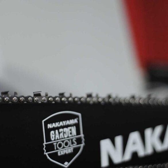 Αλυσοπρίονο βενζίνης 4HP με λάμα 55cm Nakayama