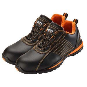 Δερμάτινα παπούτσια προστασίας SB NEO TOOLS