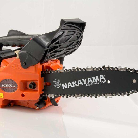 Κλαδευτικό αλυσοπρίονο βενζίνης 1.3HP 25.4cc Nakayama