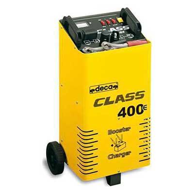 Εκκινητής και φορτιστής μπαταριών 1.3KW 400A CLASS BOOSTER