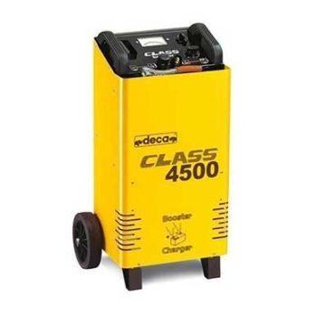 Φορτιστής - εκκινητής μπαταρίας 1.7KW 500A CLASS B 4500