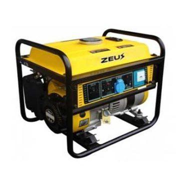 Βενζινοκίνητη γεννήτρια 1KW με σταθεροποιητή ZEUS