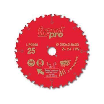 Δίσκος κοπής ξύλου για φορητές μηχανές 150-250 mm FREUD PRO