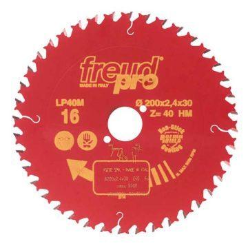 Δίσκος κοπής αλουμινίου και ξύλου 160-250mm FREUD PRO