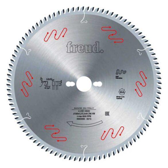 Δίσκοι κοπής πάνελ διπλής όψης FREUD PRO LU3D