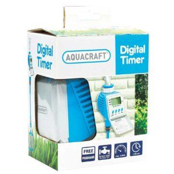Ψηφιακός προγραμματιστής ποτίσματος Aquacraft