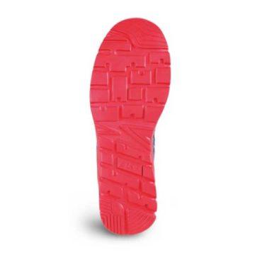 Παπούτσια αθλητικά ασφαλείας κόκκινα S1P SRC BETA