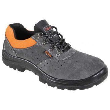 Παπούτσια σουέτ ασφαλείας διάτρητα S1P SRC BETA